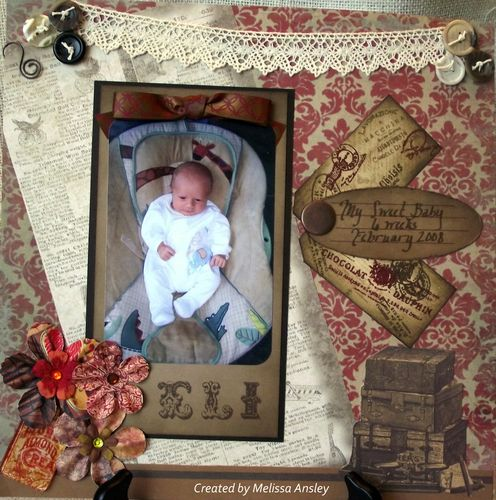 Eli Baby Bouncer