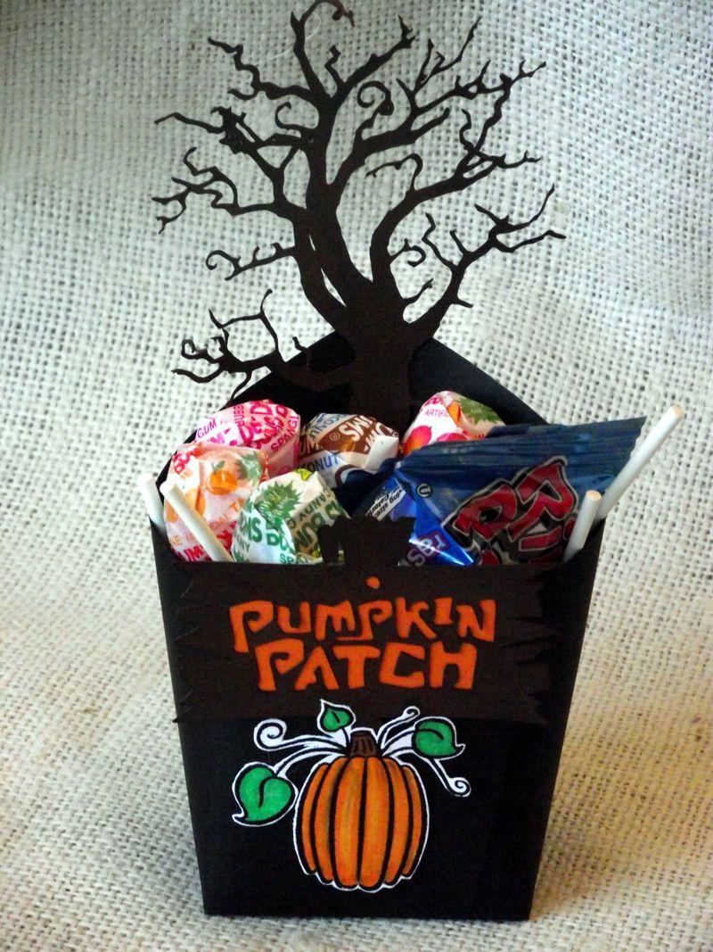 Pumpkin Patch Treat Box
