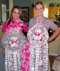 Homecoming Mum Senior Quad