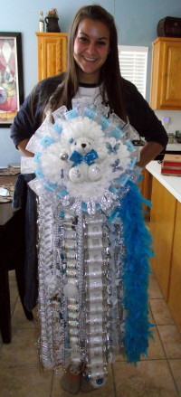 Quad Mega Homecoming Mums Oh My Vintage Scrapping