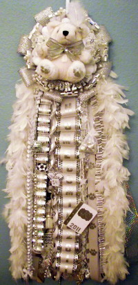 Senior Super Size Single Homecoming Mum
