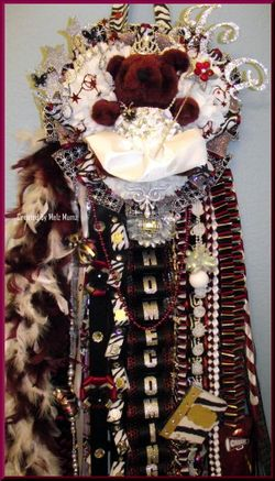 Triple Junior Homecoming mum 2012 Body