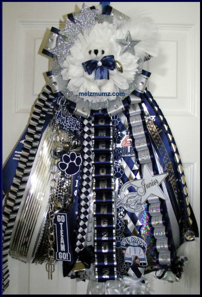 FMHS Mega Homecoming Garter