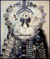 www.melzmumz.com Triple Mega Homecoming Garter top