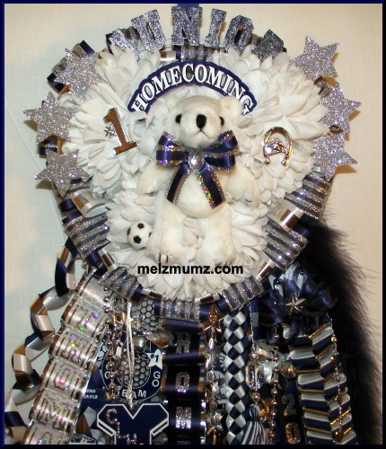 Triple Mega Homecoming Garter top