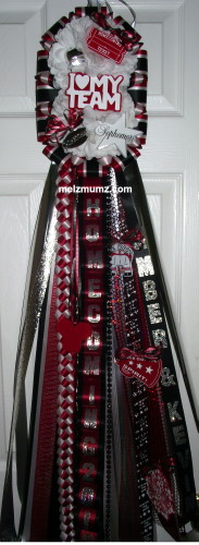 MelzMumz.com Double Homecoming Mum Kit Complete